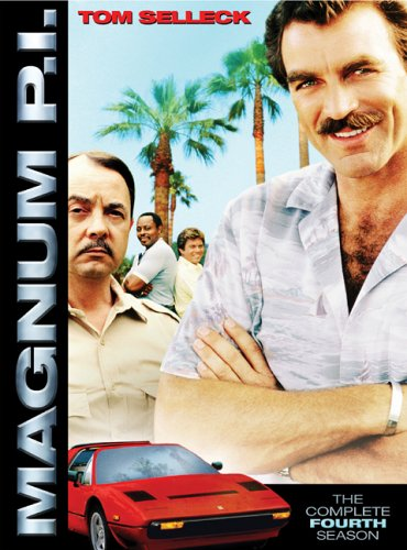 Magnum P.I. - The Complete Fourth Season