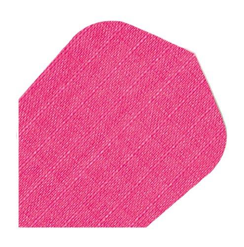 超タフ!ダーツフライト 布フライト ナイロン繊維素材 ピンクスタンダード