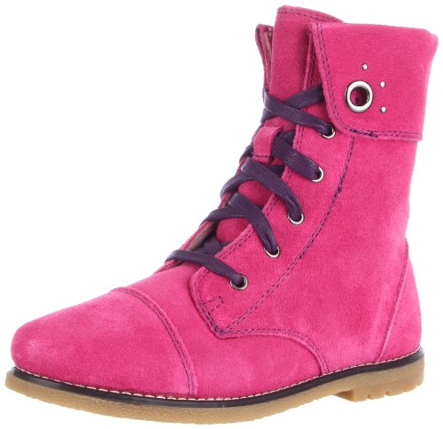 pediped Flex Kat Boot (Toddler/Little Kid) - stylishcombatboots.com