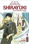 Shirayuki aux cheveux rouges, tome 4  par Akiduki