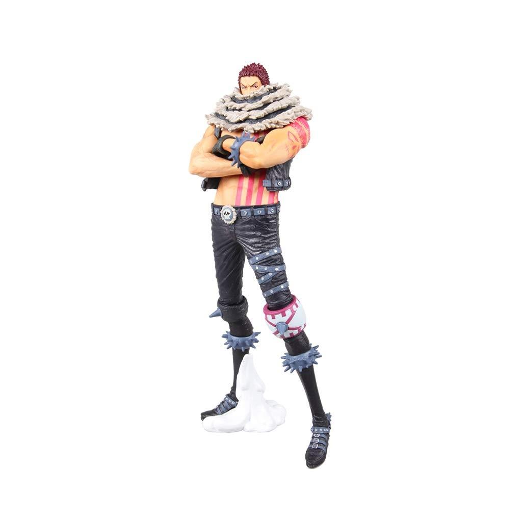 IUYWL Gummi Material Modell Puppe super Simulation Spiel Charakter Statue Geburtstagsgeschenk Dekoration 20 cm Spielzeugmodell