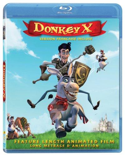 Donkey X [Blu-ray] [Blu-ray] (2009)