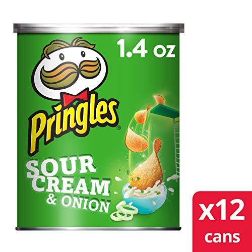 pringles can - 2