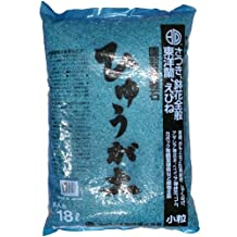 18 Liter bag Hyuga white pumice from Japan. Medium, 5mm.