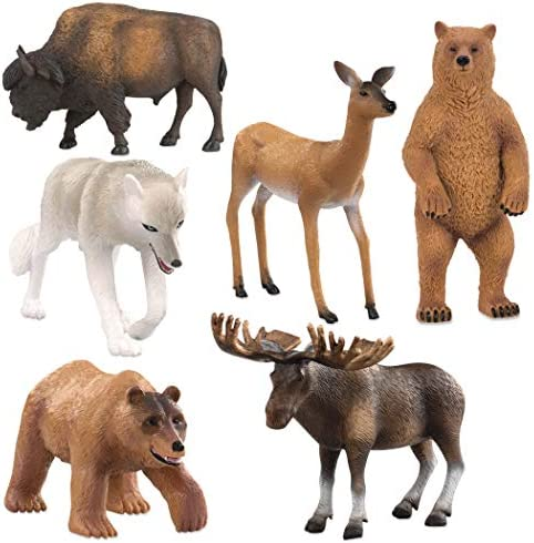 Terra Battat North American Animals
