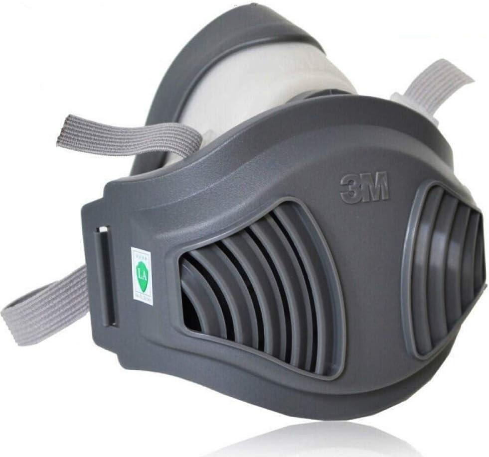 A Prueba De Polvo Partículas De Pintura A Prueba De Polvo Formaldehído Smog De Plaguicidas Químicos Filtro De Carbono Activado