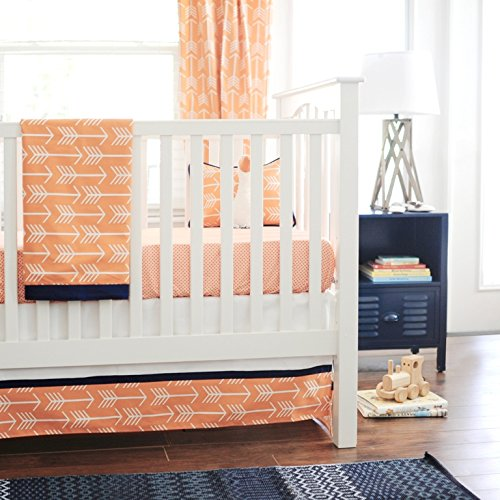 New Arrivals 2 Piece Crib Bedding Set, Out and About by New Arrivals