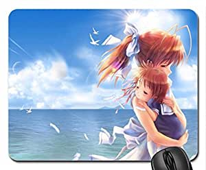 CLANNAD Mouse Pad, Mousepad (10.2 x 8.3 x 0.12 inches)