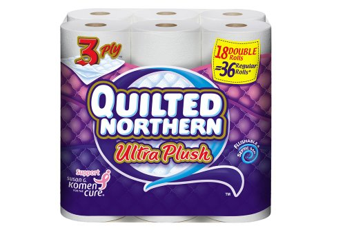 quilted northern 18 - 5