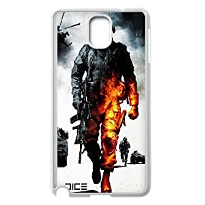 Samsung Galaxy Note 3 Cell Phone Case White Military Burning Soldier SP4189327