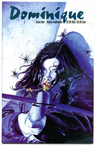DOMINIQUE #1, V/NM, 1994, Caliber, Gonzales, Moore, more indies in store (Gonzales Store)