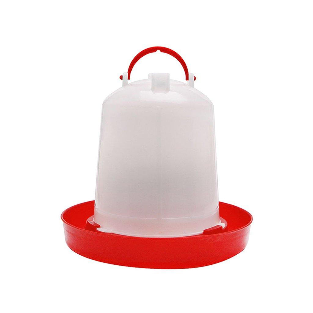 1.5 Litre Shorefields Eton Plastic Poultry Drinker In 4 Sizes 1.5lit 12lit 6lit 3lit