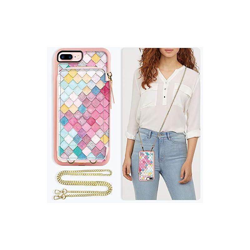 ZVE Case Apple iPhone 8 Plus iPhone 7 Pl