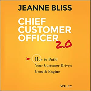 Chief Customer Officer 2.0 Audiobook