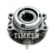 Timken HA590252 Front Wheel Bearing and Hub Assembly