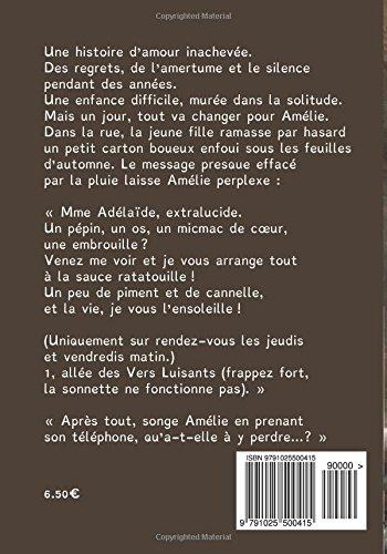 Amélie French Edition Nathalie Mossmann 9791025500415