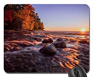 Sunset Mouse Pad, Mousepad (Sunsets Mouse Pad)