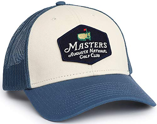 - Masters Blue/Stone Truckers Hat