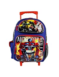 Transformers Autobots Rollout Full Size Rolling Backpack (16in)