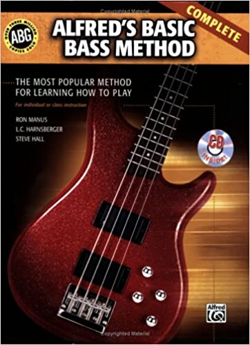 alfreds basic bass method complete the most popular method for learning how to play alfreds basic bass guitar library