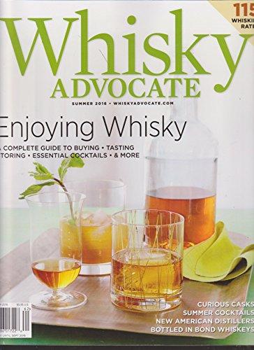 Whisky Advocate Magazine Summer 2016