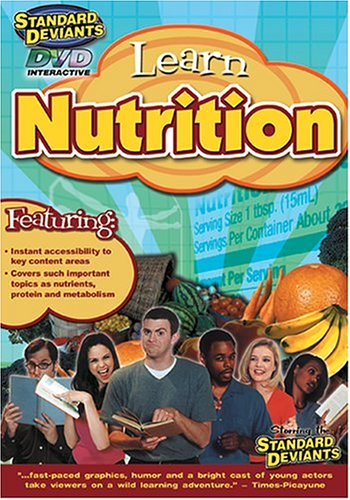 Amazon.com: The Standard Deviants - Learn Nutrition: Standard ...