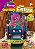 Barney - Let's Go To The Farm [DVD]