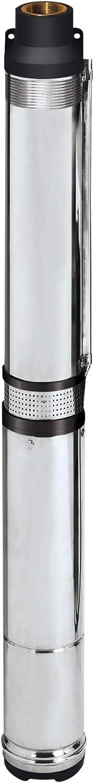 Einhell GC-DW 1300 N Brunnenpumpe - Einhell Tiefbrunnenpumpe GC-DW 1300 N (1300 W, 5.000 l/h max. Fördermenge, 20m max. Eintaucht., Edelstahlgehäuse, Edelstahlsieb, inkl. 22m Ablassseil)