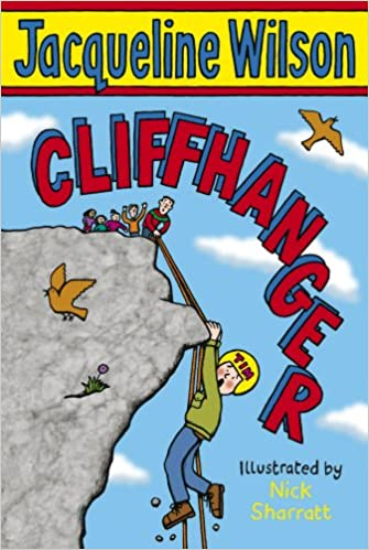 Image result for cliffhanger jacqueline wilson