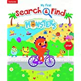 My First Search & Find Little Monsters (Children's Activity Book)