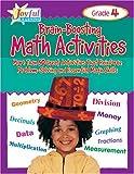 Brain-Boosting Math Activities, Jack Silbert, 0439408024