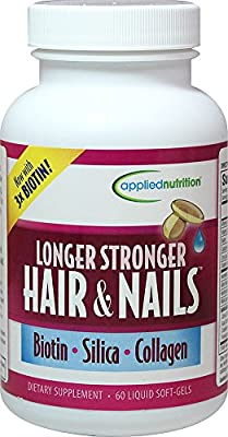 Longer Strongr Hair/nails Sfgl 60