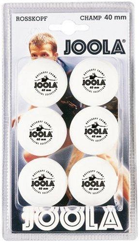 Joola Tt Ball - Pelota de ping pong, color blanco: Amazon.es: Deportes y aire libre