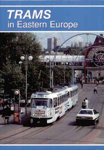 Trams in Eastern Europe