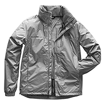 The North Face Men's Resolve 2 Jacket - Mid Grey & Mid Grey - S