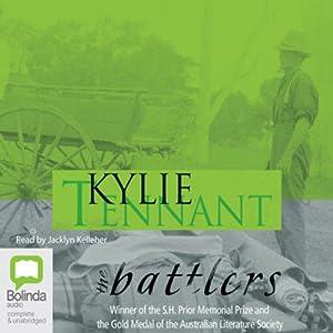 The Battlers Audiobook