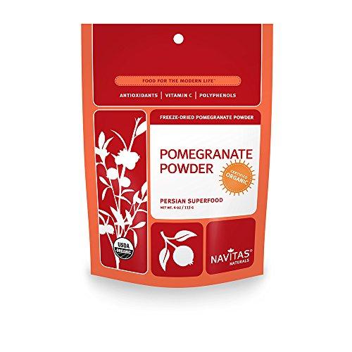 Navitas Organics Pomegranate Powder, 4 Ounce