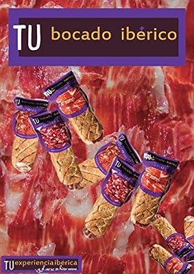 Bocadillos 50% Ibéricos de cebo natural pack de 30 uds: 10 de ...