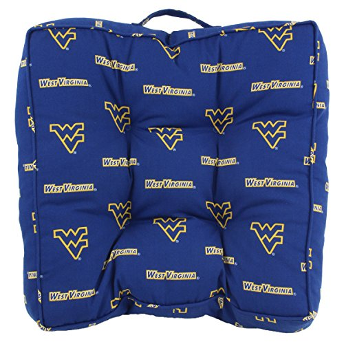 (College Covers West Virginia Mountaineers Floor Pillow)