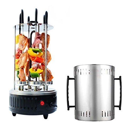 China Portable Vertical Barbecue Grill Electric Smokeless...