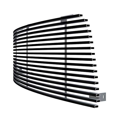 Off Roader eGrille Matt Black Stainless Steel Billet Grille Grill Fits 03-06 Toyota ()