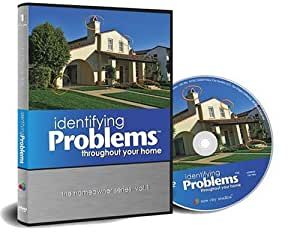 Homeowner Series Vol. 1, Identifying Problems throughout your home, a Home Inspection DVD resource