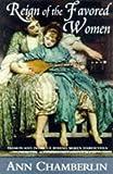 Reign of Favored Women, Ann Chamberlain, 0312865929