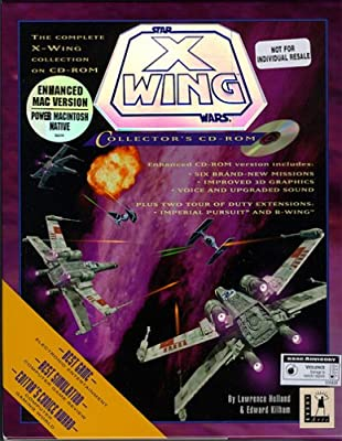 Star Wars: X-Wing Collector's Edition - Mac