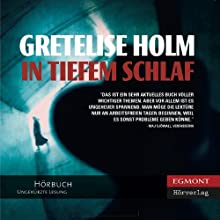 In tiefem Schlaf [In Deep Sleep] Audiobook by Gretelise Holm, Hanne Hammer (translator) Narrated by Marion Reuter