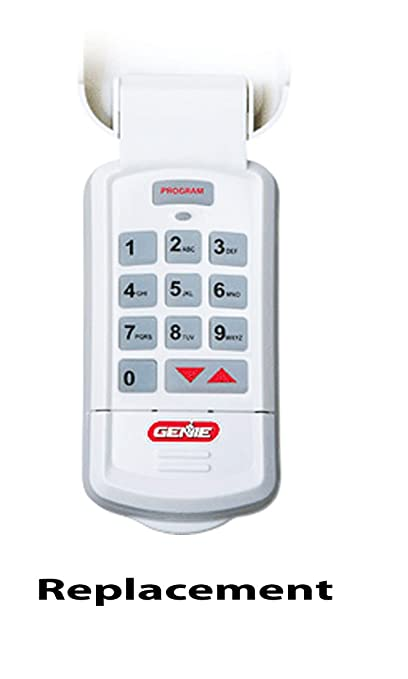 Genie Gwkic Garage Door Opener Keypad Intellicode Opener Garage
