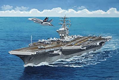 Revell Germany U.S.S. Nimitz (CVN-68) Model Kit