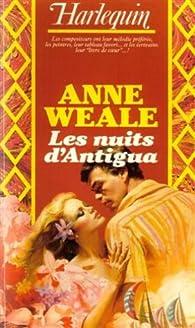 Les nuits d'Antigua par Anne Weale
