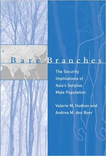 Read Bare Branches: The Security Implications of Asia's Surplus Male Population (Belfer Center Studies in International Security) PDF, azw (Kindle), ePub, doc, mobi