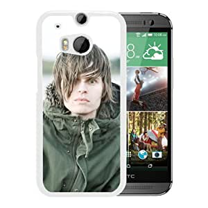 Beautiful Designed Cover Case With Khoma Light Outdoor Jackets Hair (2) For HTC ONE M8 Phone Case